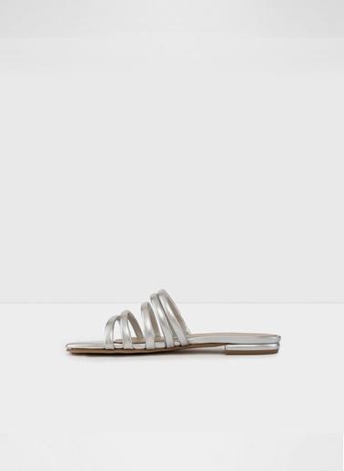 Aldo Kufstein-Tr - Gümüş Kadin Terlik Gümüş